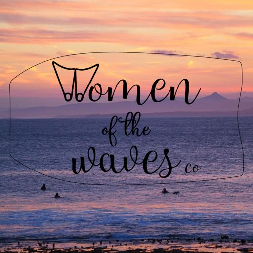 Cover art for podcast Women of the Waves Co