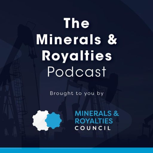 Cover art for podcast The Minerals and Royalties Podcast