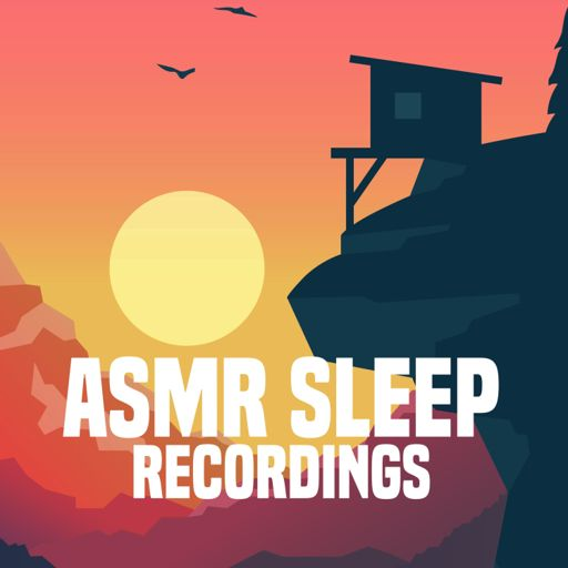Cover art for podcast ASMR Sleep Recordings