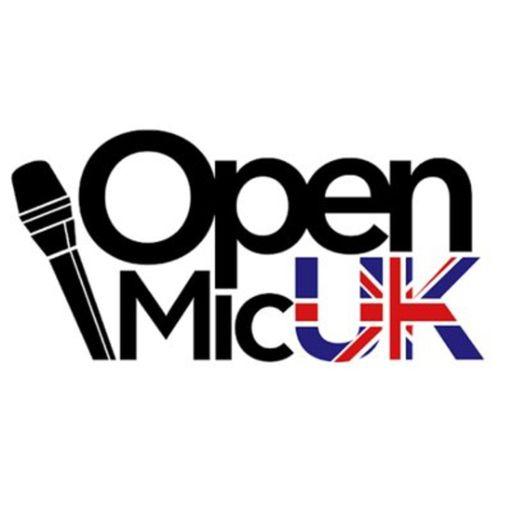 Cover art for podcast Open Mic UK Artist Development