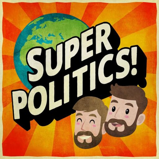 Cover art for podcast Super Politics