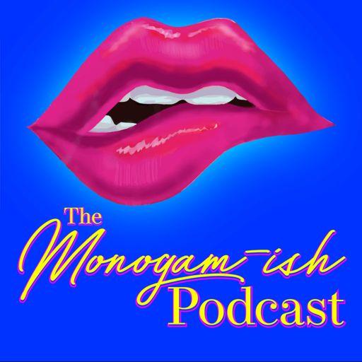 Cover art for podcast Monogam-ish Podcast