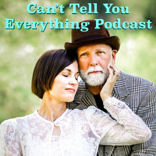Cover art for podcast Can't Tell You Everything