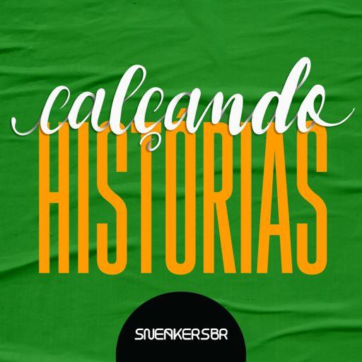Cover art for podcast Calçando Histórias