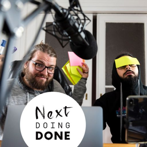 Cover art for podcast Next Doing Done
