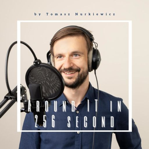Cover art for podcast Around IT in 256 seconds