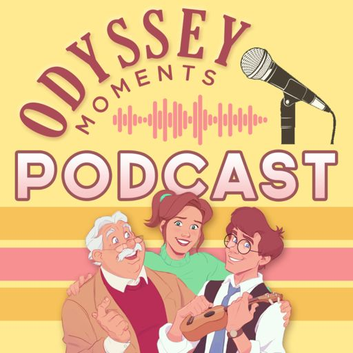 Cover art for podcast Odyssey Moments Podcast