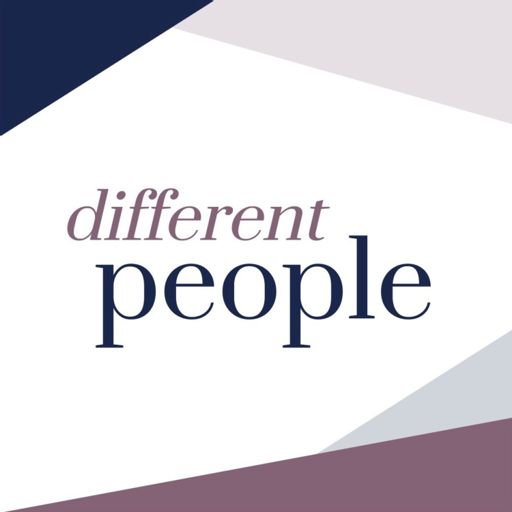 Cover art for podcast Different People