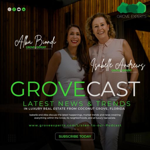 Cover art for podcast GROVECAST