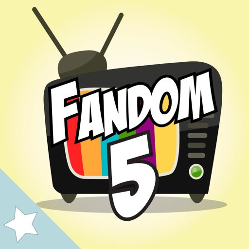 Cover art for podcast Fandom 5