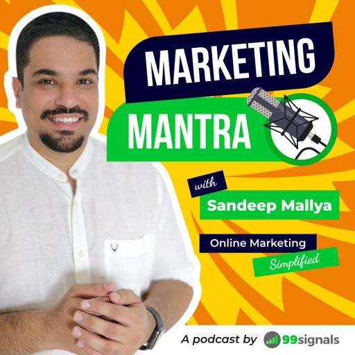 Cover art for podcast Marketing Mantra