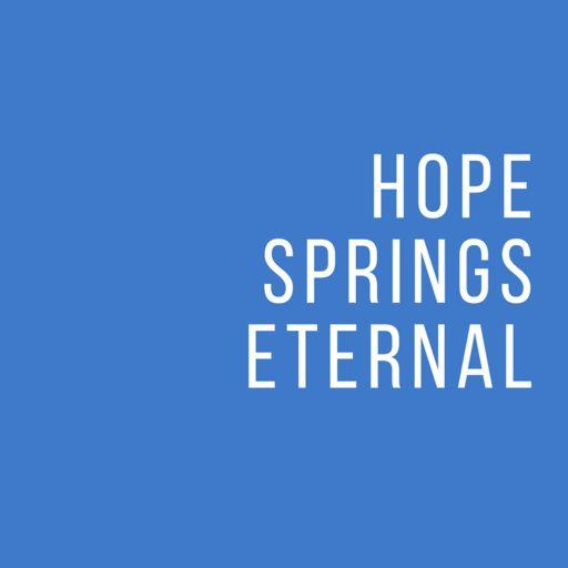 Cover art for podcast Hope Springs Eternal