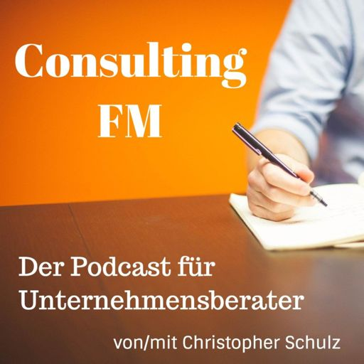 Cover art for podcast Consulting FM