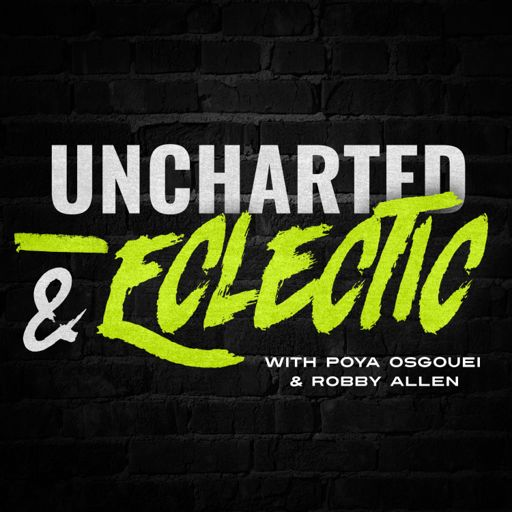 Cover art for podcast Uncharted and Eclectic
