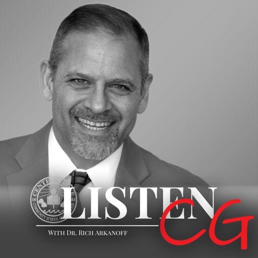 Cover art for podcast Listen CG