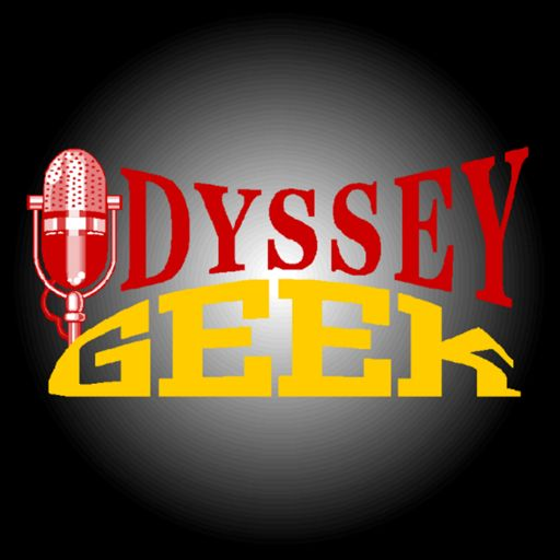 Cover art for podcast Odyssey Geek