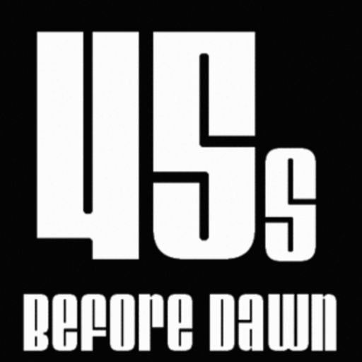 Cover art for podcast 45s Before Dawn