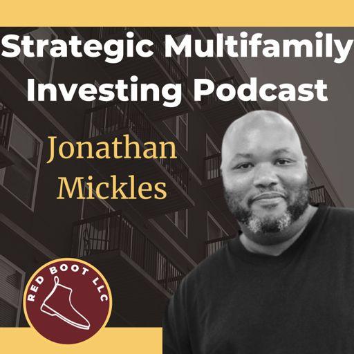 Cover art for podcast Strategic Multifamily Investing Podcast