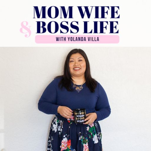 Cover art for podcast Mom Wife and Boss Life
