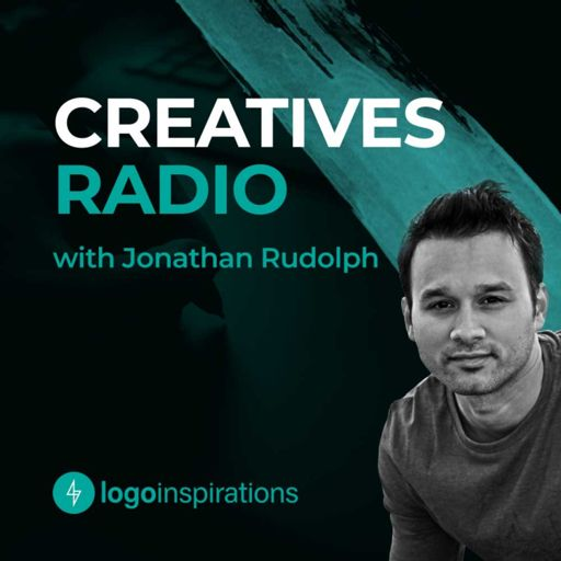 Cover art for podcast Creatives Radio by LogoInspirations