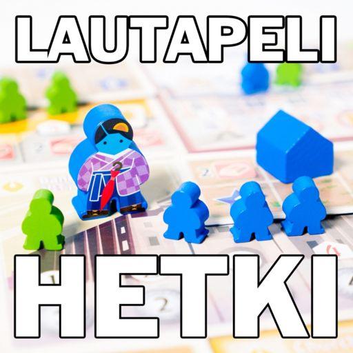 Cover art for podcast Lautapelihetki