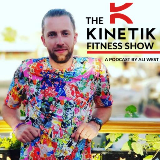 Cover art for podcast The Kinetik Fitness Show