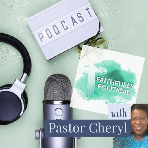 Cover art for podcast Faithfully Political