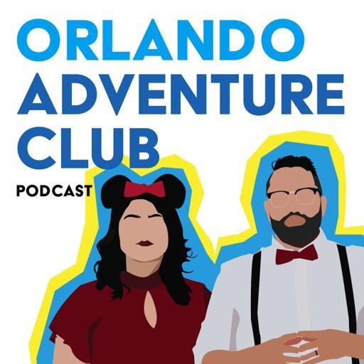 Cover art for podcast Orlando Adventure Club