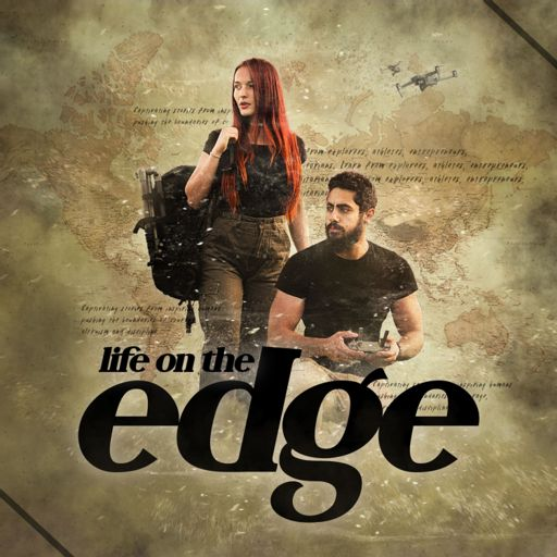 Cover art for podcast Life on the Edge