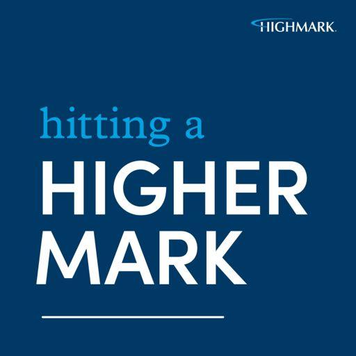 Cover art for podcast Hitting a Higher Mark