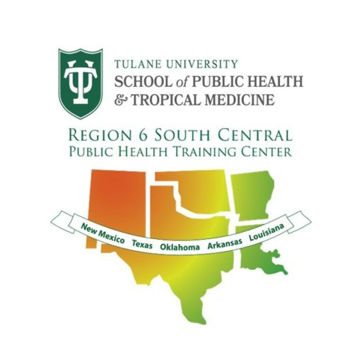 Cover art for podcast Tulane Region 6 South Central Public Health Training Center