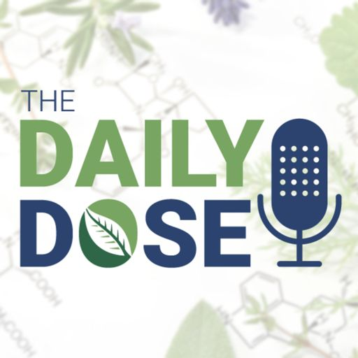 Cover art for podcast The Daily Dose - Natural Health Tips