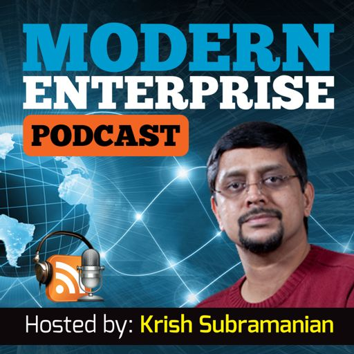 Cover art for podcast ModernEnterprise