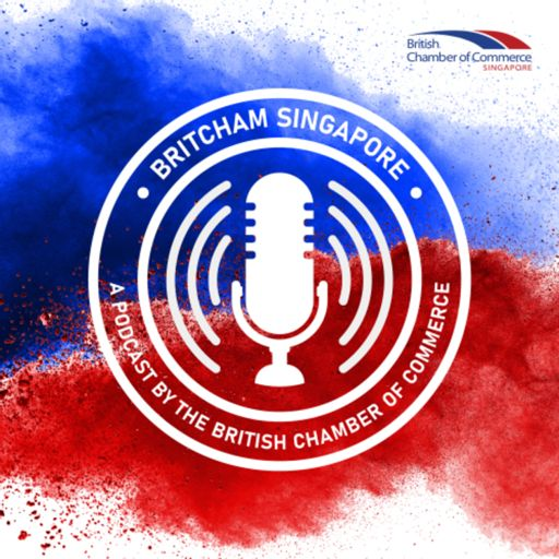 Cover art for podcast BritCham Singapore