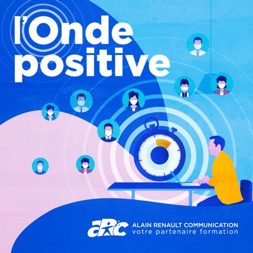 Cover art for podcast l'Onde positive