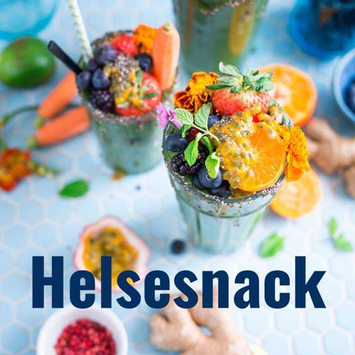 Cover art for podcast Helsesnack