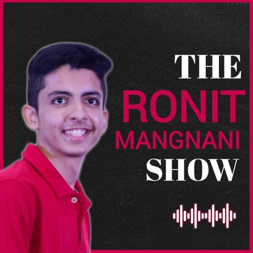 Cover art for podcast The Ronit Mangnani Show