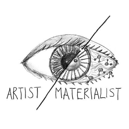 Cover art for podcast Artist/Materialist