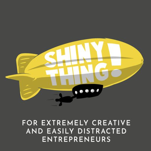 Cover art for podcast Shiny Thing!