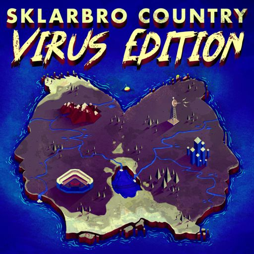 Cover art for podcast Sklarbro Country Virus Edition