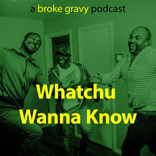 Cover art for podcast Whatchu Wanna Know