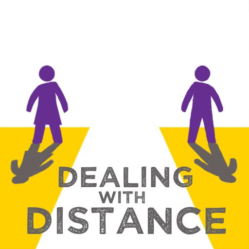 Cover art for podcast Dealing With Distance