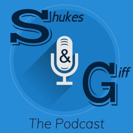 Cover art for podcast Shukes and Giff The Podcast