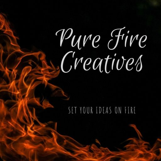 Cover art for podcast Pure Fire Creatives