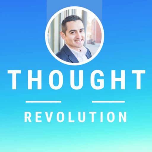 Cover art for podcast Thought Revolution
