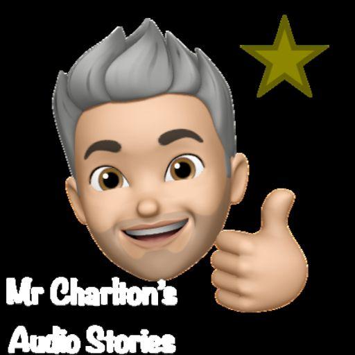 Cover art for podcast Mr Charlton's Audio Stories