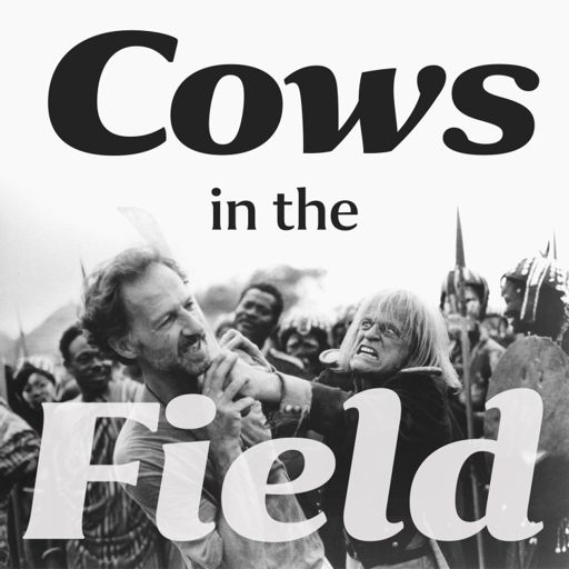Cover art for podcast Cows in the field