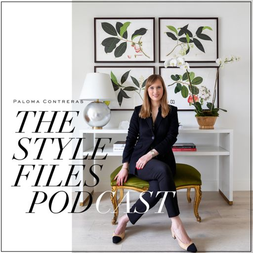 Cover art for podcast The Style Files: Conversations with Creatives