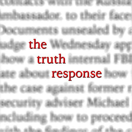 Cover art for podcast The Truth Response