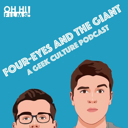 Cover art for podcast Four-Eyes and the Giant